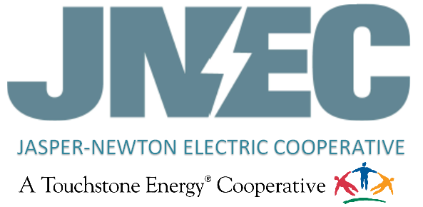 Jasper-Newton Electric Cooperative Logo